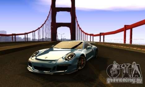 ENBSeries Exflection для GTA San Andreas шестой скриншот