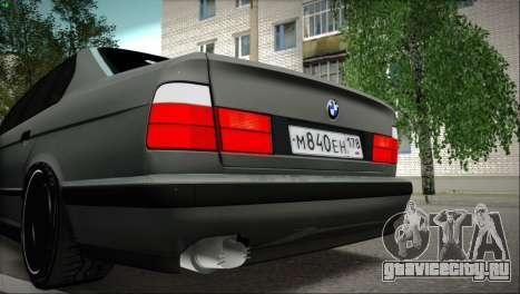 BMW 525i для GTA San Andreas вид справа