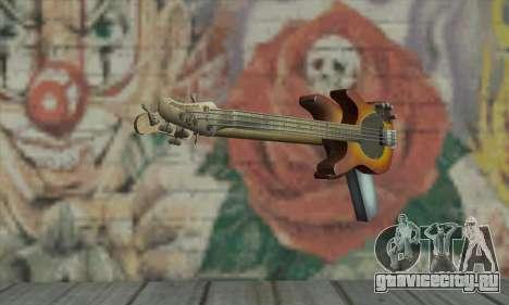 Guitar Eagle для GTA San Andreas