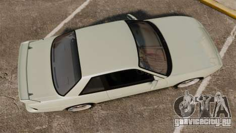 Nissan Onevia S13 [EPM] для GTA 4 вид справа