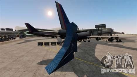 Трюк-парк в аэропорту для GTA 4 четвёртый скриншот