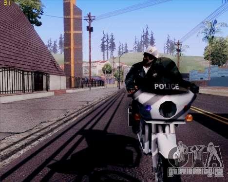 ENB HD CUDA 2014 v.3.5 Final для GTA San Andreas седьмой скриншот