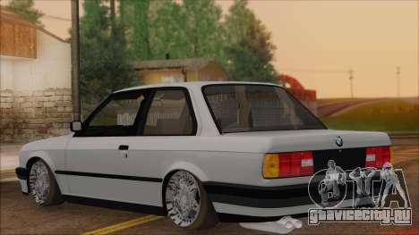 BMW M5 E30 для GTA San Andreas вид слева
