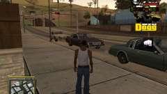 C-HUD Snoop Dogg для GTA San Andreas