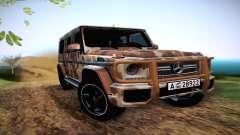 Mercedes Benz G65 Army Style для GTA San Andreas