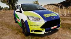 Ford Focus ST Rally для GTA 4