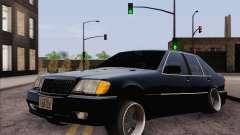 Mercedes-Benz S500 w140
