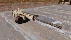 Автоматическая винтовка FN SCAR-H LMG