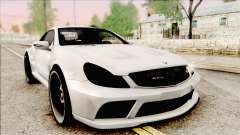 Mercedes-Benz SL65 AMG BS 2009 для GTA San Andreas