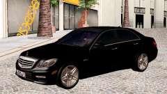 Mercedes-Benz E63 AMG седан для GTA San Andreas