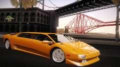 Lamborghini Diablo Stretch для GTA San Andreas