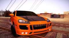 Porsche Cayenne внедорожник для GTA San Andreas