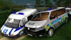 Volkswagen Transporter Policie