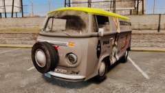 Volkswagen Transpoter 2 1975 для GTA 4