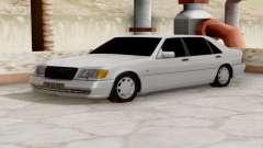 Mercedes-Benz 600SEL