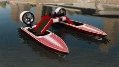 Катамаран -Jetmax Aero- для GTA 4