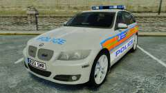 BMW 330i Touring Metropolitan Police [ELS]