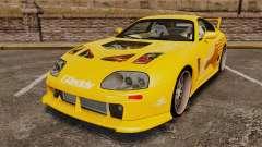 Toyota Supra 1994 (Mark IV) Slap Jack для GTA 4