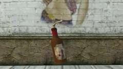 Коктейль Молотова из Postal 3 для GTA San Andreas