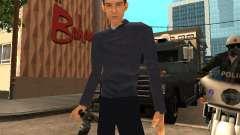 Peter Parker из игры Spider-Man 2 для GTA San Andreas