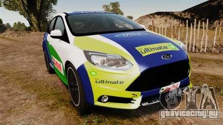 Ford Focus ST Rally для GTA 4