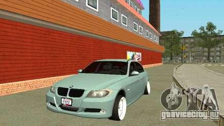 BMW M3 E90 седан для GTA San Andreas