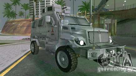 MRAP Mèxico Marines для GTA San Andreas