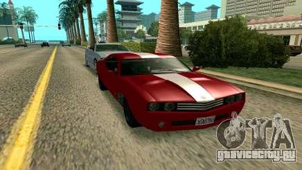GTA V Gauntlet для GTA San Andreas