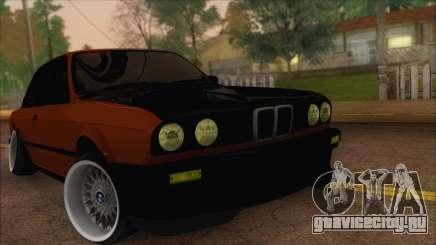 BMW M5 E30 для GTA San Andreas