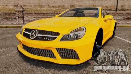 Mercedes-Benz SL65 AMG для GTA 4