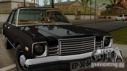 Dodge Aspen для GTA San Andreas