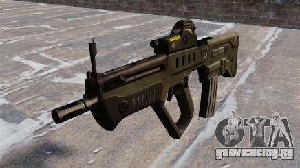 Штурмовая винтовка TAR-21 для GTA 4