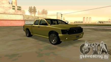 GTA V Bison Version 2 FIXED для GTA San Andreas