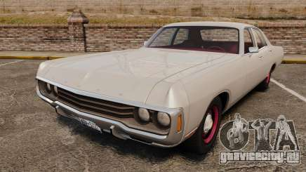 Dodge Polara 1971 для GTA 4