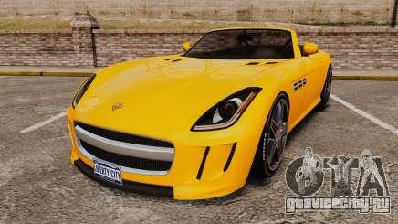 GTA V Benefactor Surano для GTA 4