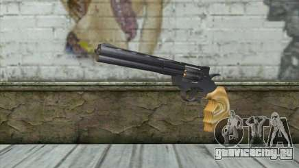 Black 44Magnum для GTA San Andreas