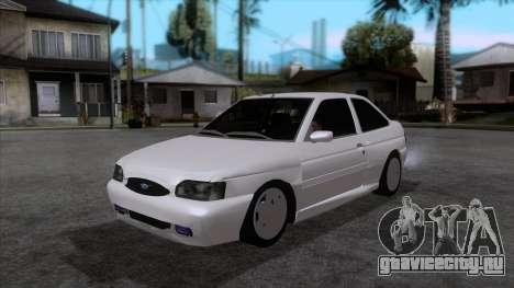 Ford Escort 1996 для GTA San Andreas