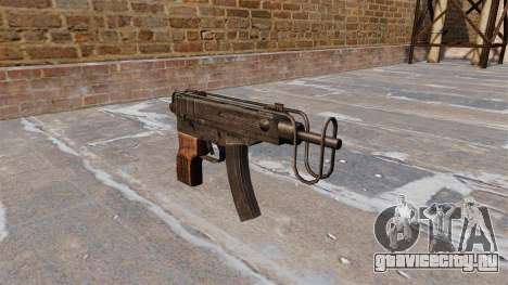 Пистолет-пулемёт Skorpion vz. 61 для GTA 4