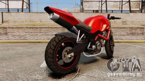 GTA V Pegassi Ruffian [Update] для GTA 4 вид справа
