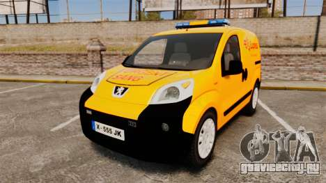 Peugeot Bipper LP EXPRESS [ELS] для GTA 4