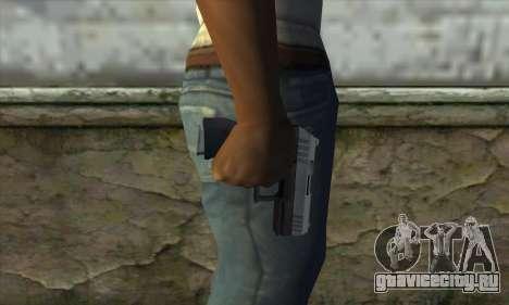 GTA V Combat Pistol для GTA San Andreas третий скриншот