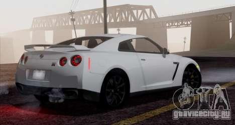 Currently ENB 2.0 SA:MP version для GTA San Andreas второй скриншот
