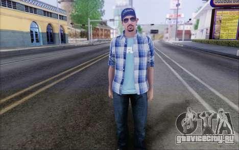 Jimmy Boston для GTA San Andreas второй скриншот