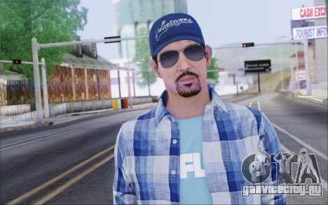 Jimmy Boston для GTA San Andreas