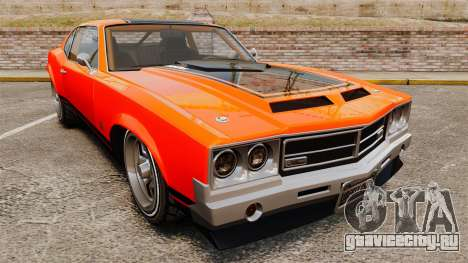 Declasse SabreGT new wheels для GTA 4