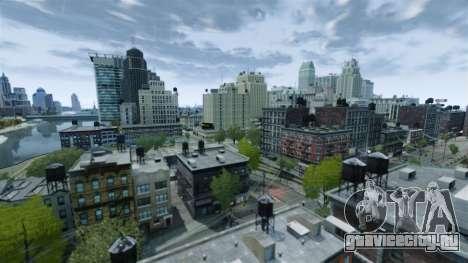 Погода Королевства Саудовской Аравии для GTA 4 второй скриншот