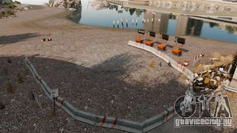 Ралли-трек для GTA 4 четвёртый скриншот