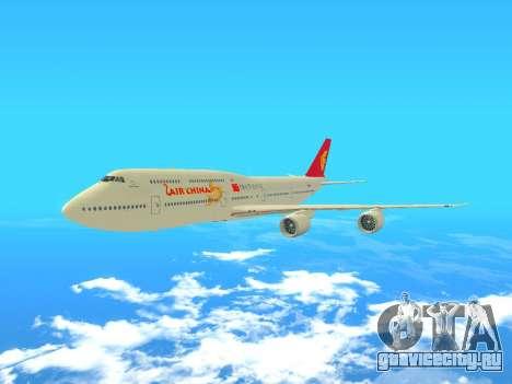 Boeing 747 Air China для GTA San Andreas