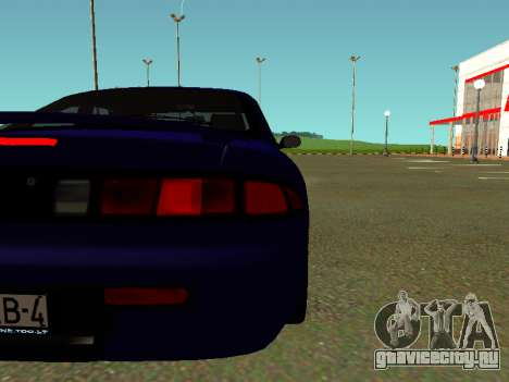 Nissan Silvia S14 Kouki для GTA San Andreas вид справа