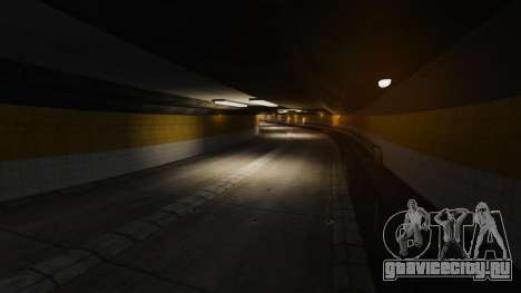 Нелегальный уличный дрифт-трек для GTA 4 девятый скриншот